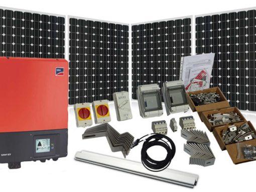 Solar Grid Kits
