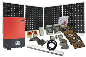 Complete solar grid kits impact solar solar panels, solar grid kits, battery storage sunshine coast qld