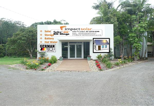 - Impact Solar - Wholesale Solar Sunshine Coast Contact