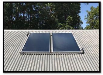german tech Solar hot water - Impact Solar Sunshine Coast