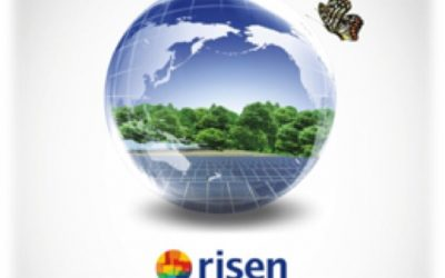 Risen Energy Wins the National Enterprise Technology Centre
